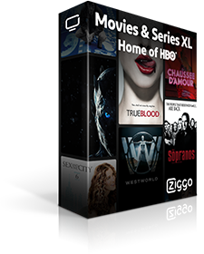Ziggo Movies en Series XL