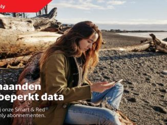 Part of the deal! Vodafone sim only Smart M bij Deals-vergelijk.nl