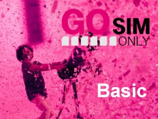 T-Mobile Go Basic Sim Only