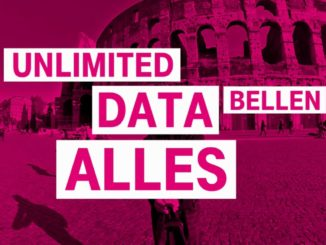T-Mobile Unlimited sim only data bellen alles nl en eu